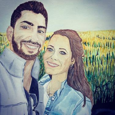 Julia & Shahar