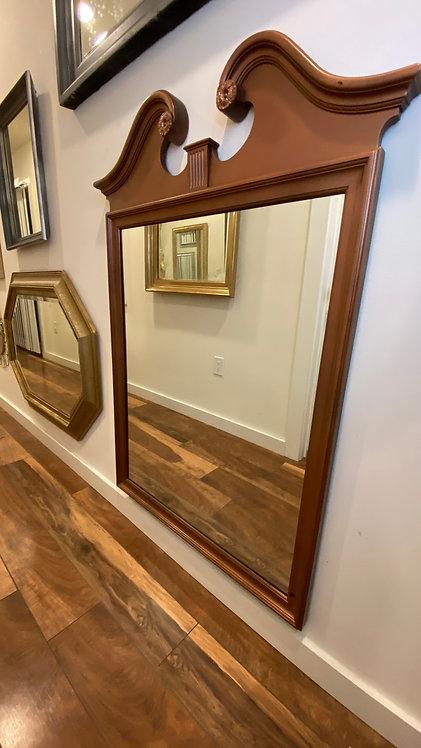 Copper Dresser Mirror