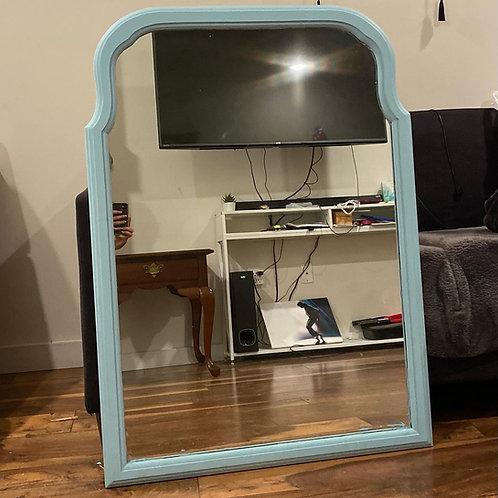 Blue Barn style mirror