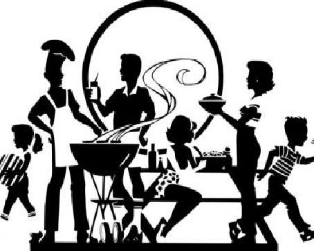 5/16/2020 BBQ FAMILY DINNER