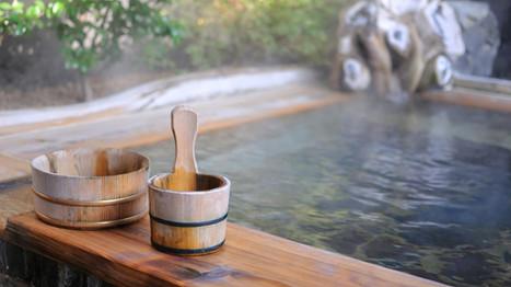 A Cedar Enzyme Bath in Sonoma County