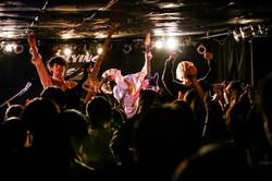 Organic Call ライブ写真 撮影:飯島春子