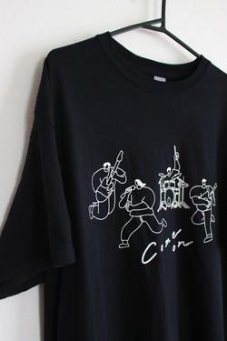 米音公式グッズ Tシャツデザイン