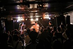 osage ライブ写真 撮影:飯島春子