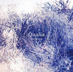 JAM BLOOM『Qualia』ジャケットデザイン