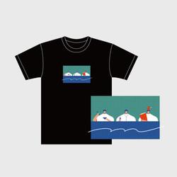 Iwabuchi Mami Tシャツデザイン