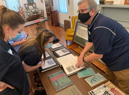 """Early history of Oak Mountain State Park the subject of """"Lunch and Learn"""" at Museum & Archives"""