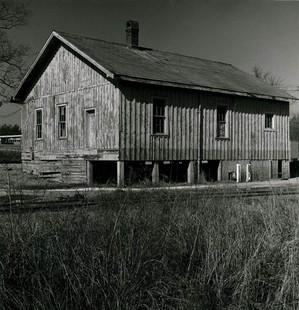 Train Depot in Columbiana, AL