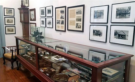 Shelby County Museum & Archives Columbiana Alabama