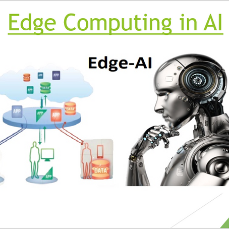 Edge Computing Vs Artificial Intelligence