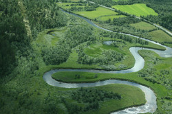 Hola river