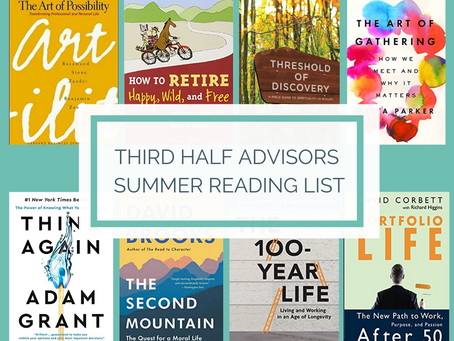 Summer Reading List to Inspire Your Third Half