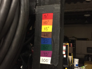 5x5x5 Tech Challenge - Part 4 - Labeling Cables