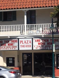 Plaza Playhouse Theater, Carpinteria