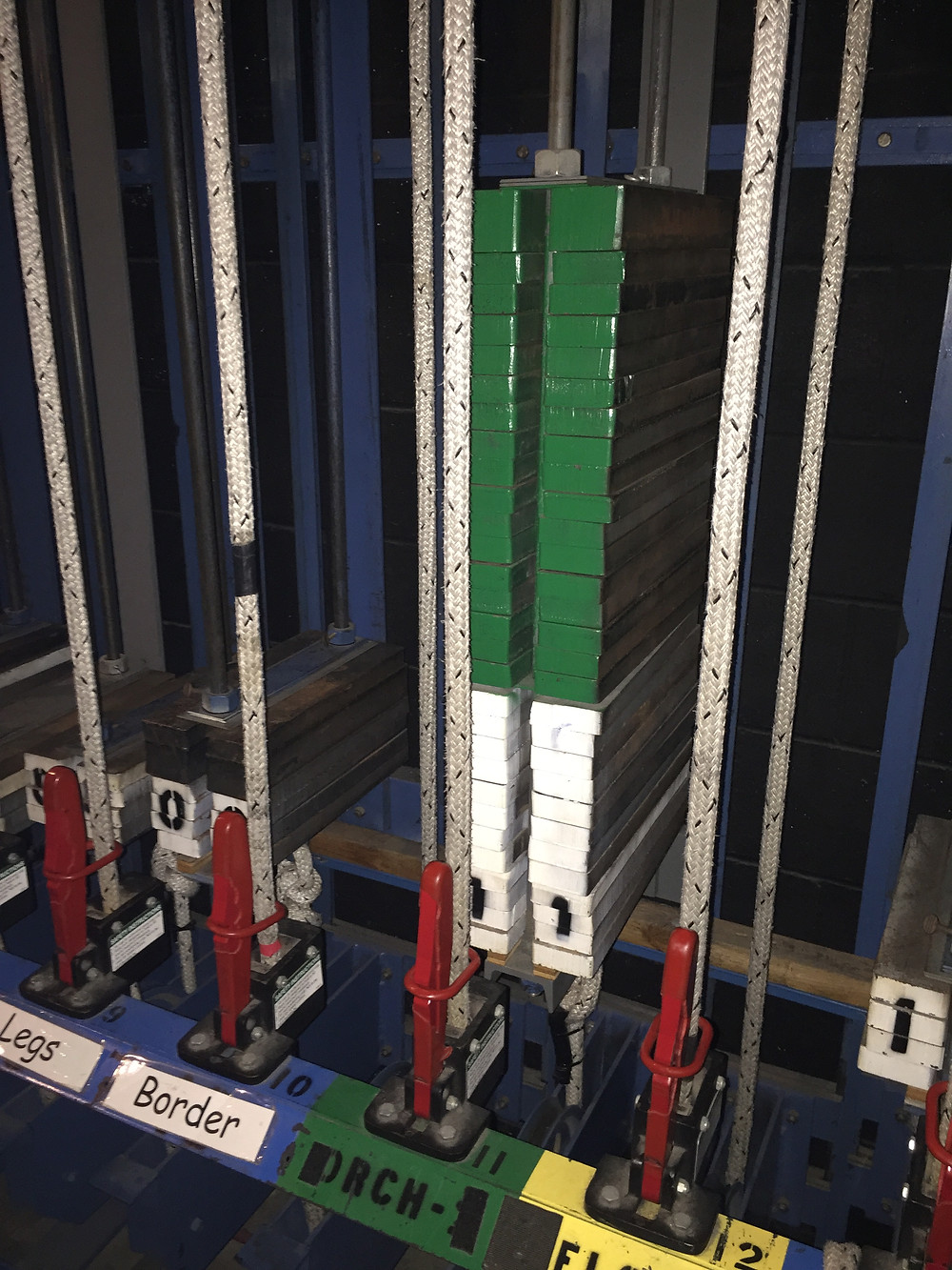 5x5x5 Tech Challenge - Labeling the Fly Rail