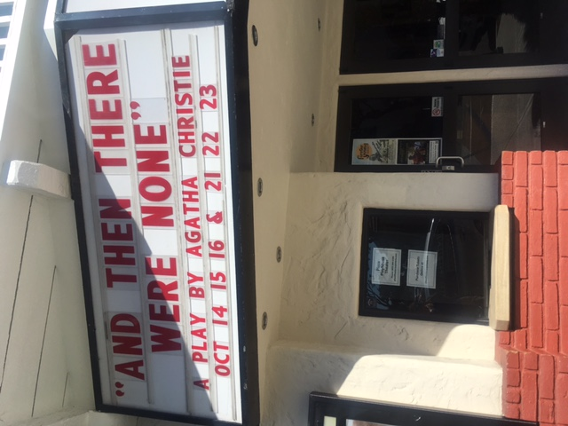 Plaza Playhouse Theater, Carpinteria