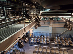 West Sacramento Black Box Theatre