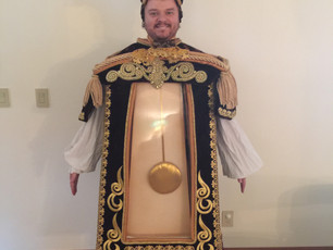 Costume Design and Construction in California Community Theatre (Part 1 of a Two-Part Series)