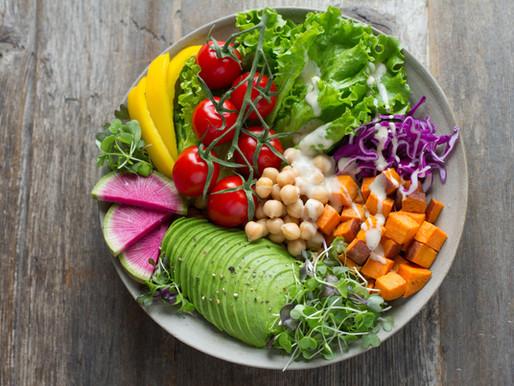 How to build a super nutrient salad