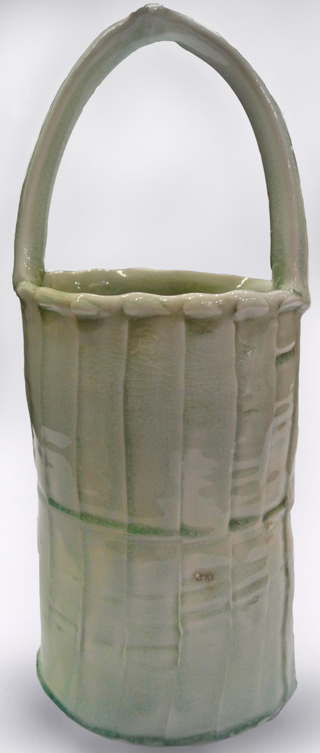 "2019 Art Unlimited Ceramics Prize - Moraig McKenna ""Basket"""
