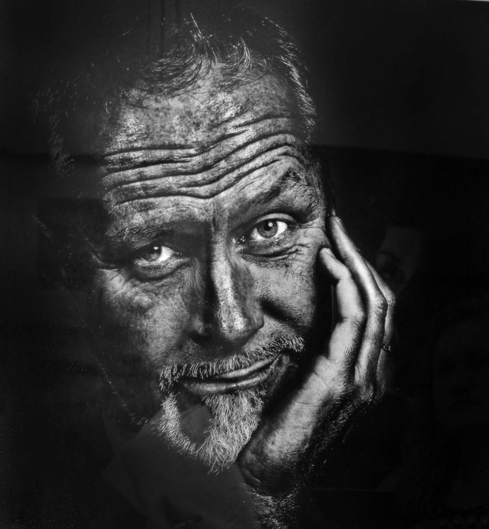 "2015 Print Storm Photography Prize - Alf Manciagl, Orange ""The Thespian""."
