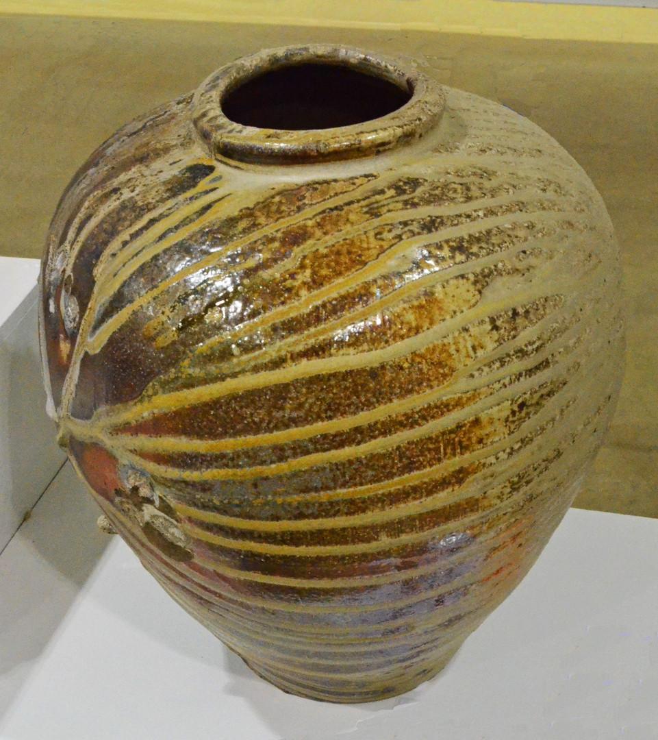 "2015 Art Unlimited ABC Western Plains Prize, Geoff Thomas, Gilgandra Nsw ""Jar"""