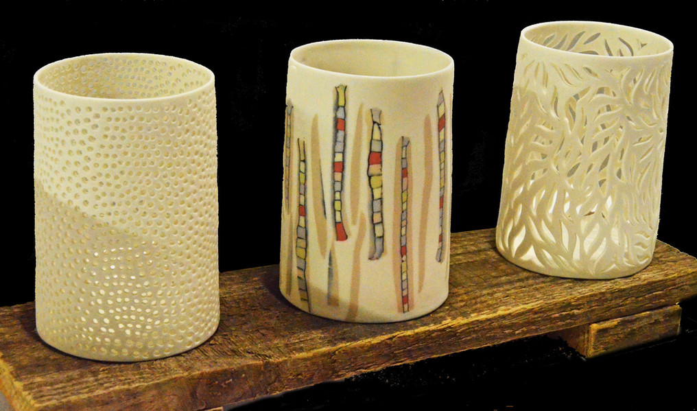 "2015 Art Unlimited Ceramics Prize - Anne Mossman, Elanora Qld ""My Landscapes"""