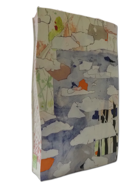 """2021 Art Unlimited Ceramics Prize winner - John Tuckwell, """"We Stopped the Clouds"""""""
