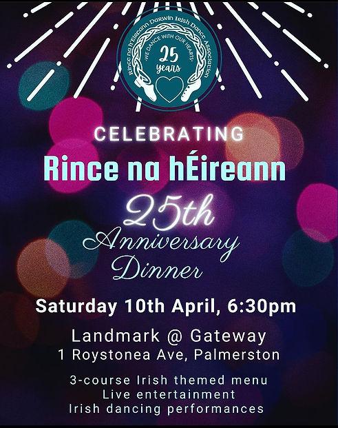 irish dance 25 years Rince na hEireann.j