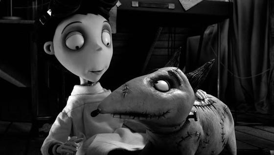 Movie Review: Frankenweenie