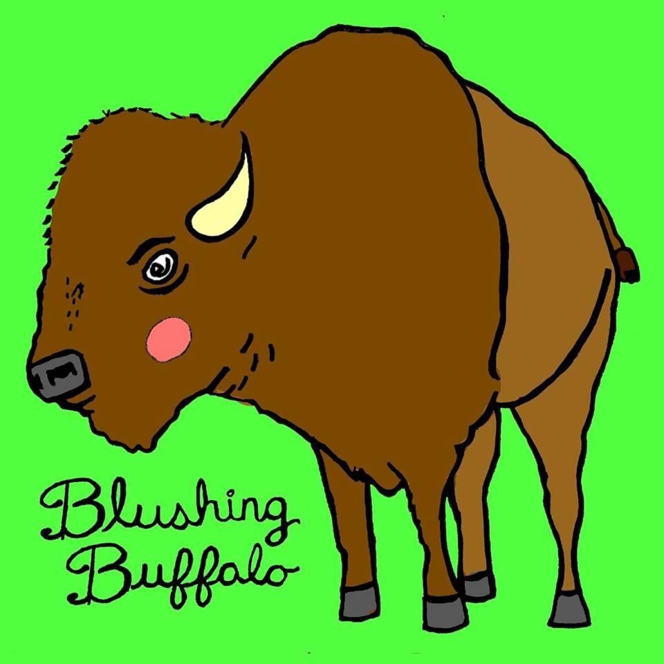blushing buffalo