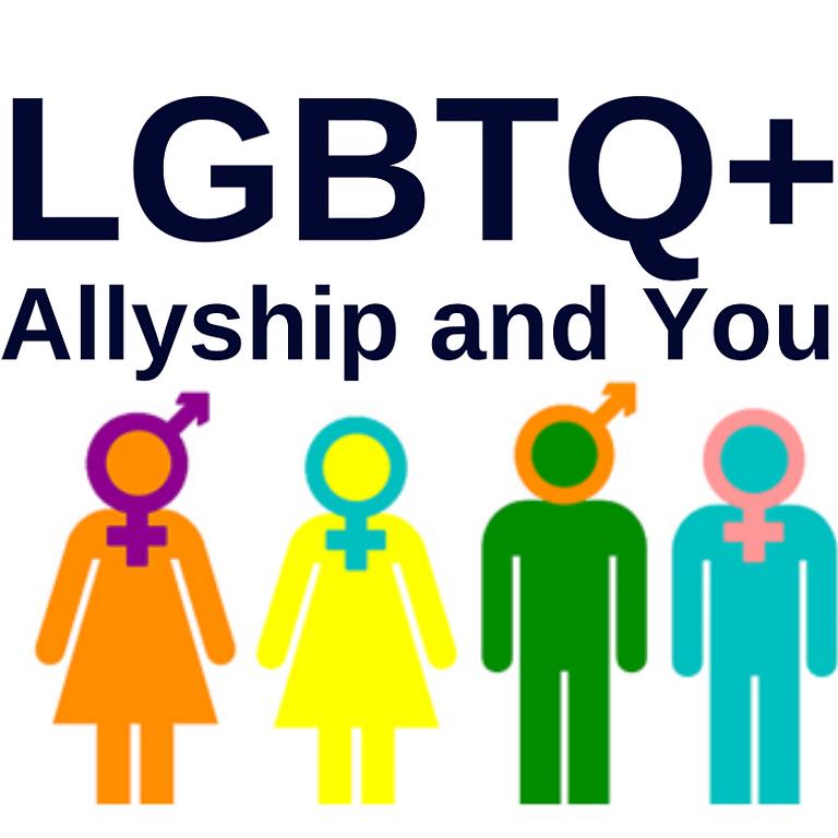 LGBTQ+ Allyship and You Training Community Access