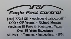 eagle pest control