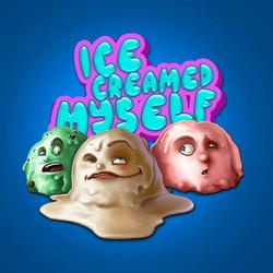 ice creamed myself