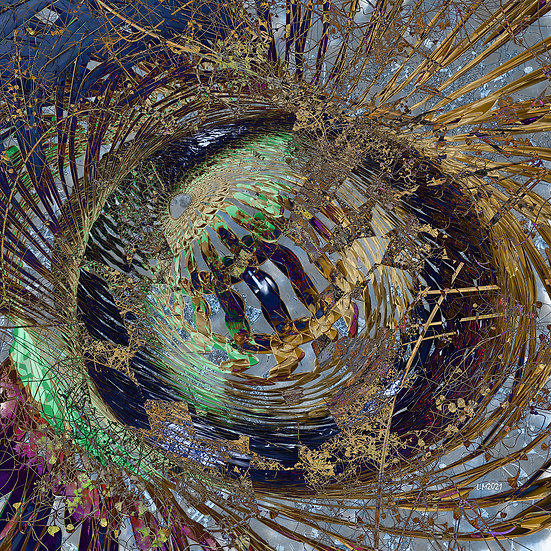 «Swallow's Nest or Optical inhomogeneity»