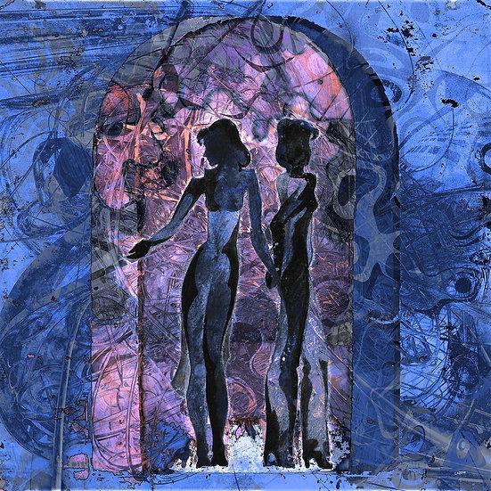 Триптих «Сказки, рассказанные на ночь» - 3