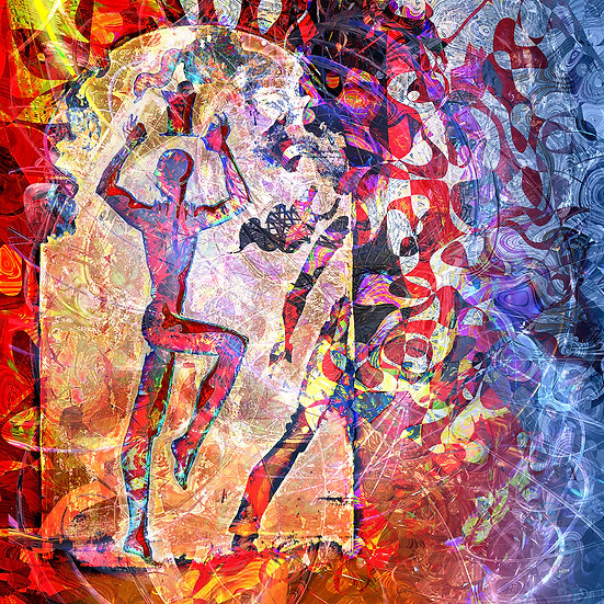 Триптих «Сказки, рассказанные на ночь» - 2