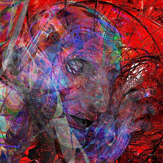 «Линии и Цвет №2»