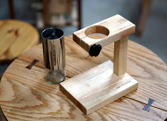 Wood Stand for GAWOODY Comandante Power kit