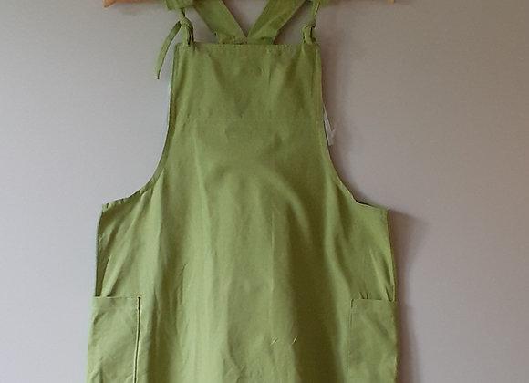 Robe salopette femme, Coton recyclé