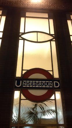 London 2015 underground