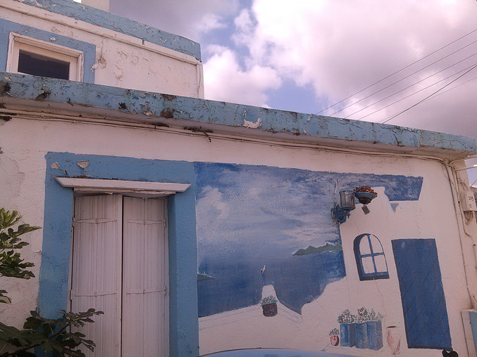 Crete 2015 painting