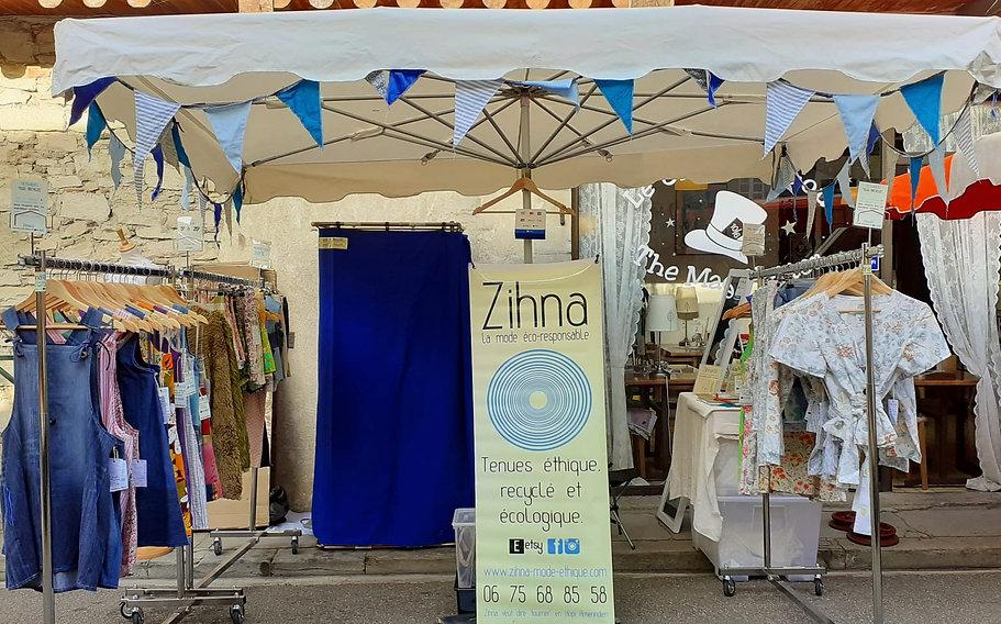Zihna mode ethique au marché de Saint Aubin Toulouse.jpg