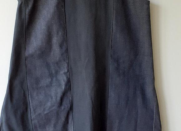 Robe Trapèze femme, jean recyclé