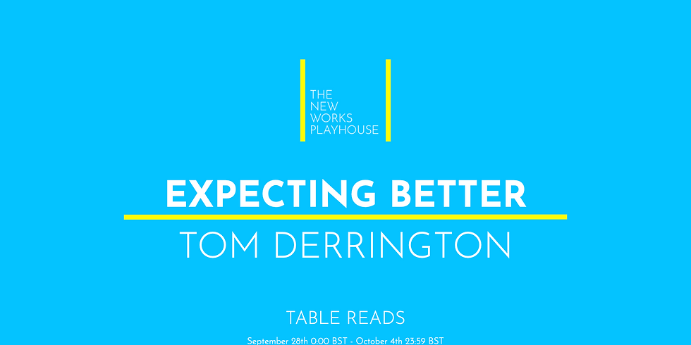 A Table Read Recording of Expecting Better by Tom Derrington