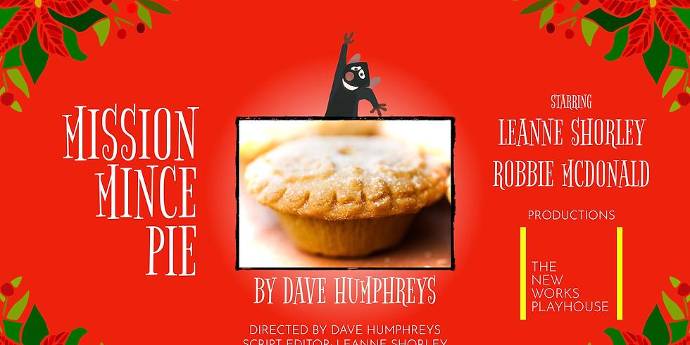 Mission Mince Pie