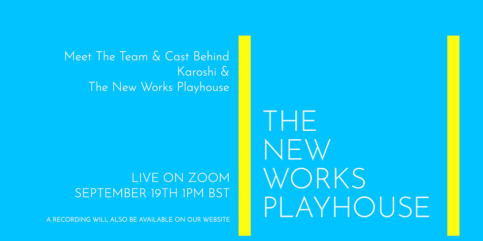 Meet The Team & Cast Behind Karoshi & The New Works Playhouse