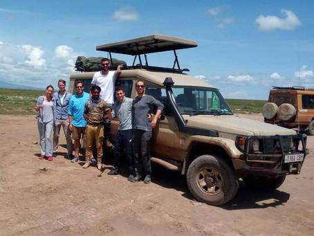 Wildlife safari: Group Tour or Join a group?