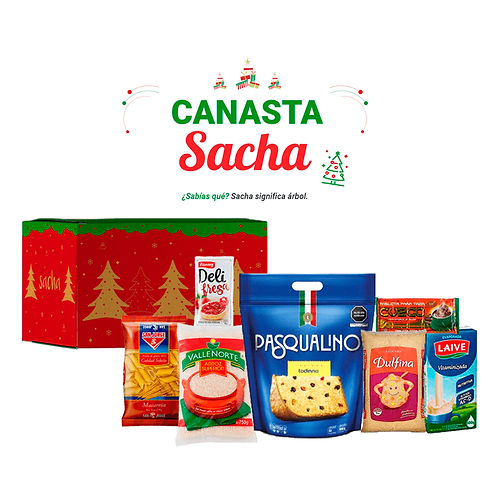 Canasta Sacha
