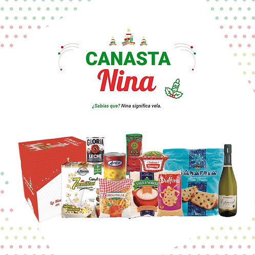 Canasta Nina